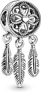 Pandora Women Silver Bead Charm - 797200