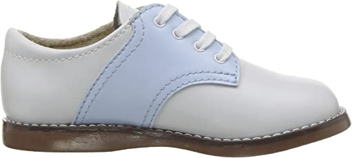 Suede Saddle Shoe Walking K Infant//Toddler Baby Deer Suede Saddle Walking Oxford