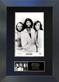 bee gees autograph