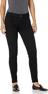 Women's Plus-Size Ab Solution Straight Leg Jean