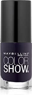 Best maybelline midnight red nail polish Reviews