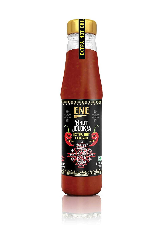 ENE price Bhut Jolokia Extra Hot Chili Max 70% OFF Chilli Fresh Made with Pu Sauce