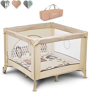 Lionelo Sofie - Parque infantil para bebé, cuna de viaje,