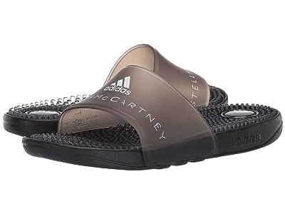 adidas by Stella McCartney Adissage W (Core Black/Core Black/Footwear White 1) Women