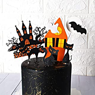 Best halloween cake toppers Reviews