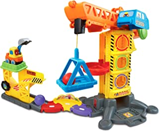 VTech Go! Go! Smart Wheels Learning Zone Construction Site (Frustration Free Packaging)