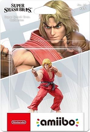 Nintendo Amiibo Ken- Super Smash Bros. Collection