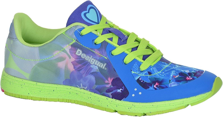 Desigual Running shoes Airlia Sharp Green