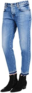 DON THE FULLER Luxury Fashion Womens MARIKADTFDAFW344 Blue Jeans | Fall Winter 19