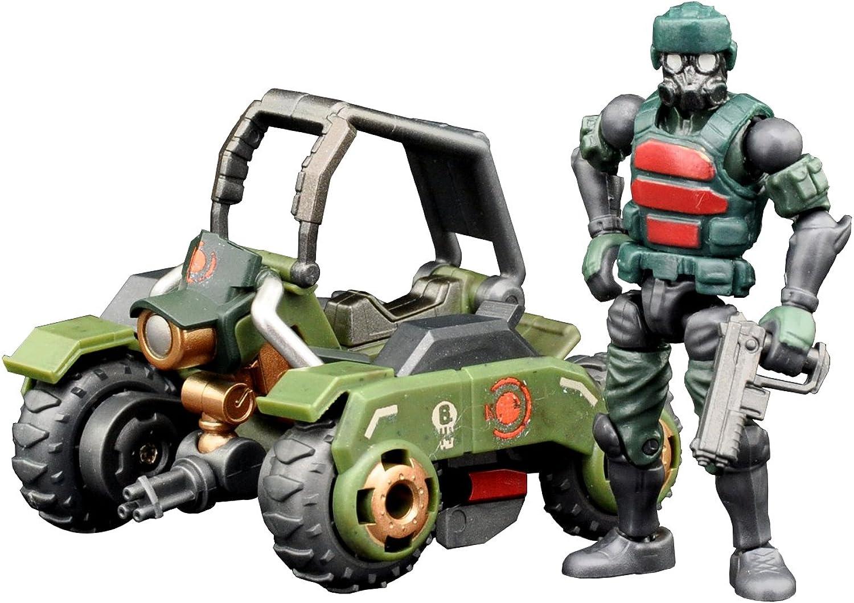Acid Rain Agurts Military K6 Jungle Speeder MK1K Vehicle Set