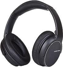 Wireless Bluetooth Headphone,Headset with Microphone,Over-Ear Earphone,Deep Bass Stereo-Black