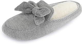 Women's Work-from-Home Mule Slipper with Memory Foam