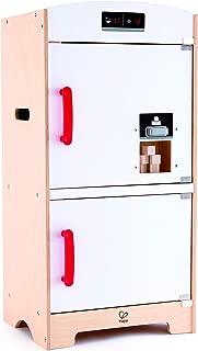 wooden play fridge