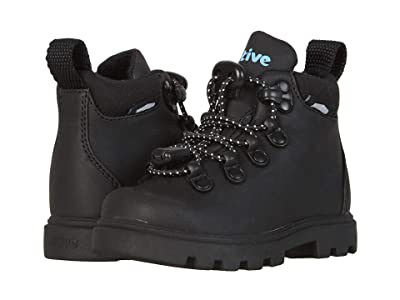 Native Kids Shoes Fitzsimmons Treklite (Little Kid) (Jiffy Black) Kid