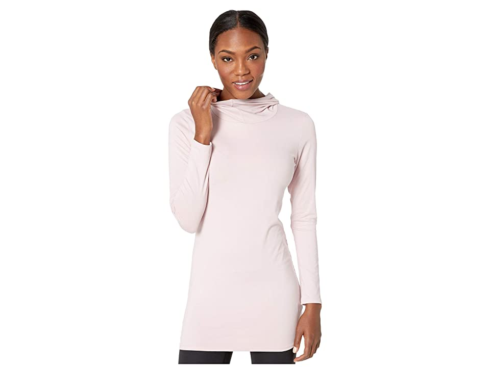 The North Face Terra Metro Long Sleeve Tunic (Burnished Lilac) Women