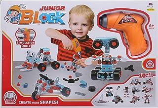 Junior Block 661-301 For Boys, Multi Color