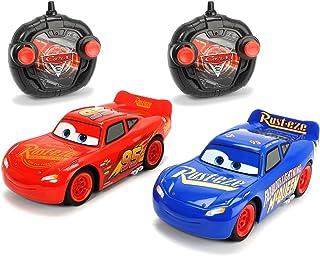 Dickie Toys 203084006 Cars 3 Turbo Racer Lightning Mcqueen RC Veh/ículo