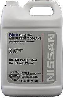 Best Genuine Nissan Fluid 999MP-L25500P Blue Long Life Antifreeze/Coolant - 1 Gallon Review