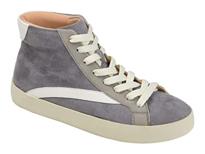 Journee Collection Comfort Foam Josalyn Sneaker (Grey) Women