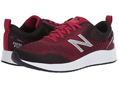 New Balance Fresh Foam Arishi v3 (Neo Crimson/Black) Men