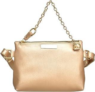 حقائب طويلة تمر بالجسم للنساء من سيلفيو توري - ذهبي