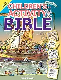 Children's Activity Bible: For Children Ages 4-7