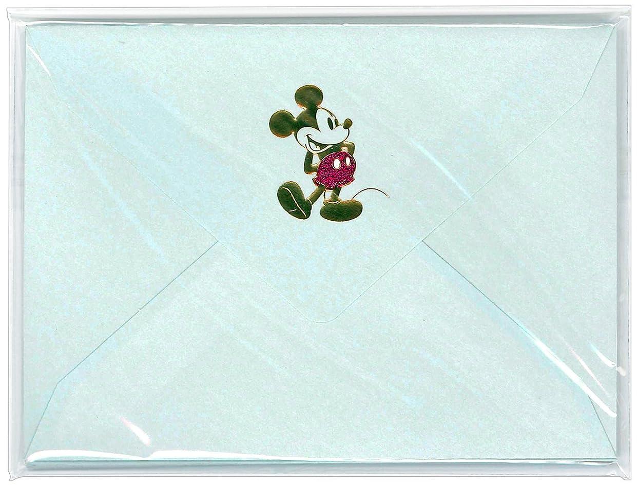里親放棄された一時的デルフィーノ クラッシー封筒 ディズニー ミッキー DZ-79168