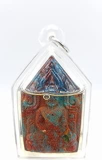 Thai amulets Phra Khun Paen Jaroenporn Sadungkrub in lucky Charm oil for Metta, Lucky, Maha Niyom, Maha Sanaeh Lp Thar.
