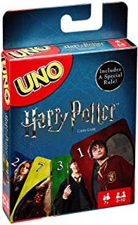 UNO: Harry Potter - Card Game
