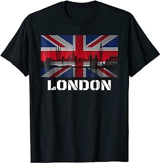 london souvenir t shirts