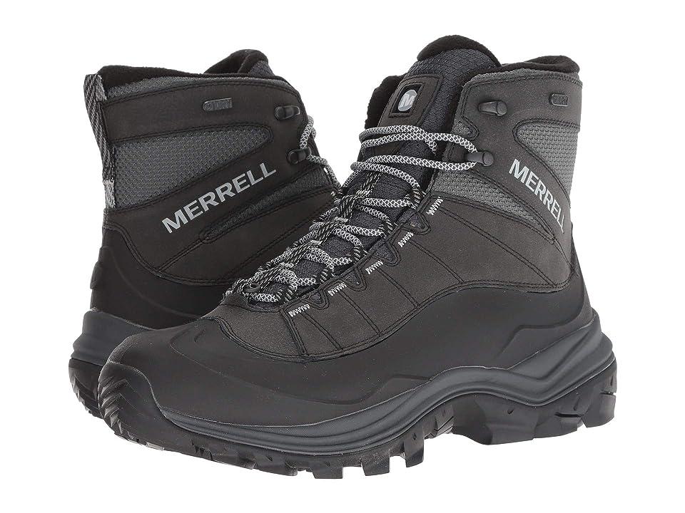 Merrell Thermo Chill 6 Shell Waterproof (Black) Men