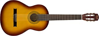 Squier SA-150N Squier Beginner Nylon String Classical Acoustic Guitar - Sunburst Finish (Austin Bazaar Exclusive)