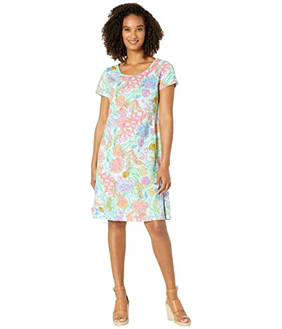 Fresh Produce Oceanscape Sadie Dress (Seaglass Blue) Women