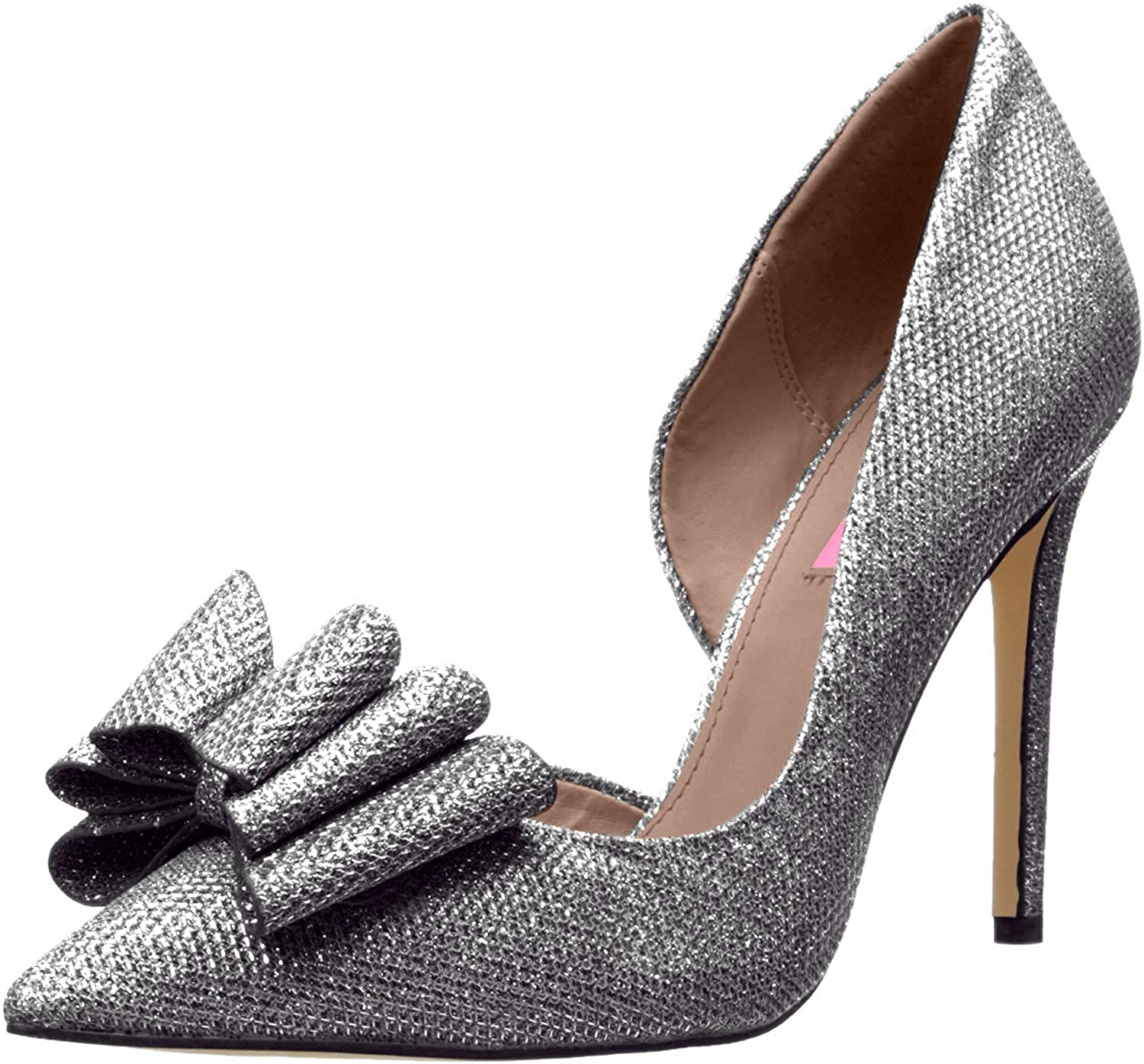 Betsey Johnson Women's Lowest price challenge PRINCE d'Orsay Pump 1 year warranty