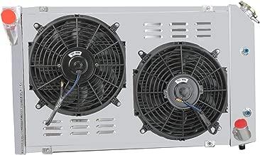 CoolingCare Aluminum Radiator + 2X12