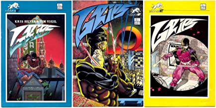 Grips (1986 Silverwolf) 1-3