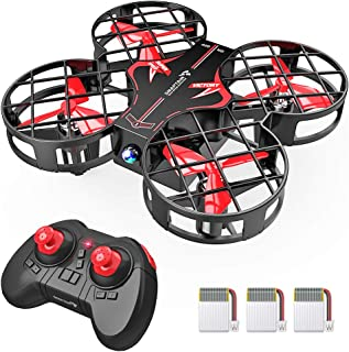 SNAPTAIN H823H Plus Portable Mini Drone for Kids, RC Pocket Quadcopter with Altitude..