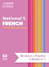 National 5 French: Revise for SQA Exams (Leckie Complete Revision & Practice)