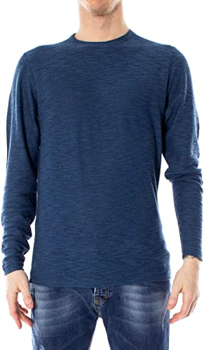 Only & Sons Homme 22012494bleu Bleu Coton T-Shirt
