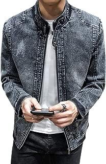 Men's Thickened Plus Velvet Classic Jacket Retro Denim Jacket
