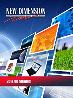 2D & 3D Shapes