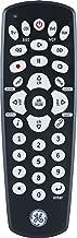 GE Universal Remote Control for Samsung, Vizio, Lg, Sony, Sharp, Roku, Apple TV, RCA, Panasonic, Smart TVs, Streaming Players, Blu-Ray, DVD, Simple Setup, 4-Device, Black, 34708