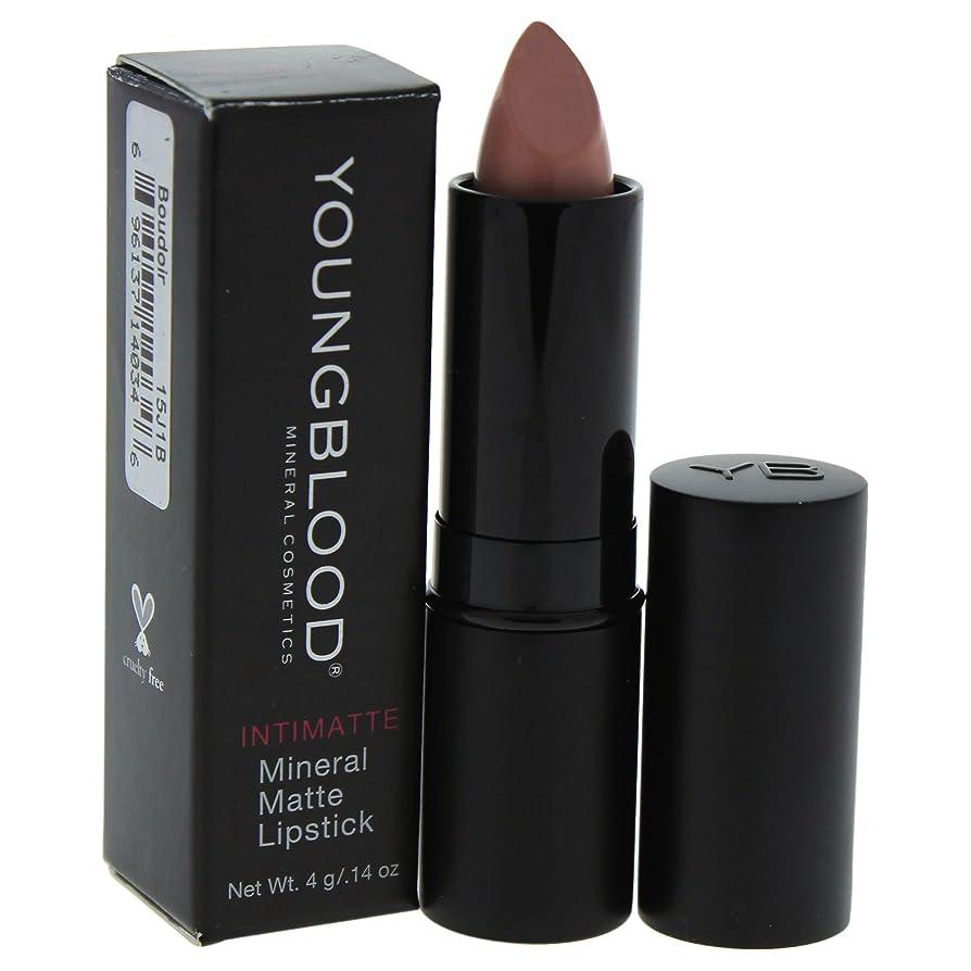 に向けて出発愛情シュートヤングブラッド Intimatte Mineral Matte Lipstick - #Boudoir 4g/0.14oz並行輸入品