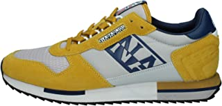 NP0A4ERZ Sneakers Hombre Amarillo 42
