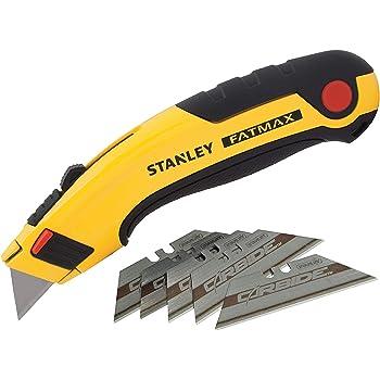 STANLEY FATMAX 7-10-778 - Cuchillo universal con 5 hojas de corte