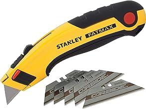 Stanley Mes Fatmax (met 5 carbide mesjes) 1 stuk, 7-10-778