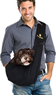 Furry Fido Pet Sling Carrier for Cats Dogs up to 13 lbs