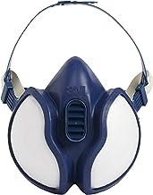 3M adembeschermingsmasker 4251C1 – gebruiksklaar halfmasker met beschermingsniveau A1P2 voor verfspuit- & machineslijpwerk...