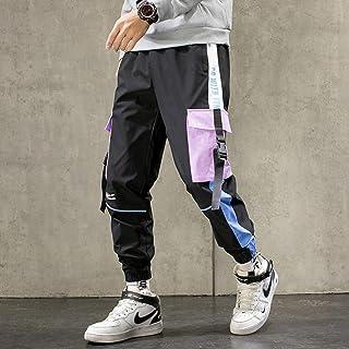 Nieuwe Harajuku Jogger Broek Leisure Broek Mannen Hip Hop Streetwear Cargo Pants 2020 Fashion Mens Black Pants