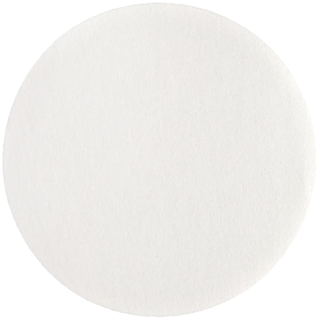 Whatman 1450-042 Quantitative Filter Paper Circles, 2.7 Micron, Grade 50, 42.5mm Diameter (Pack of 100)